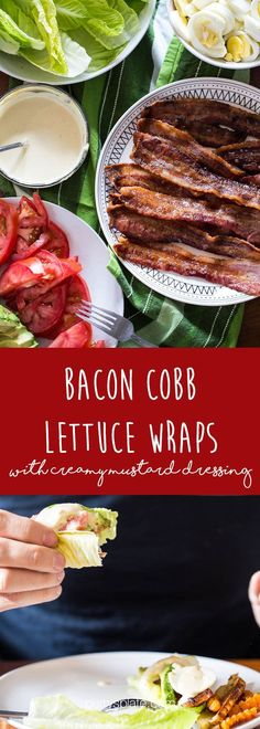 Bacon Cobb Lettuce W