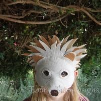 You have to see Rudolph the Reindeer Mask Pattern on Craftsy!