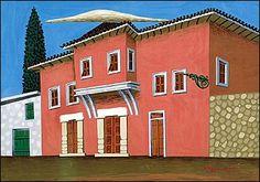 Nikos Eggonopoulos, Greek Houses