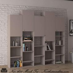 283/5000 With the reverse side of the bookshelf, the G-127 bookshelf has the opposite design of the cabinet at the top, creating a personality for the user. G-127 bookcases are large in size, up to 2m in length, suitable for customers with large bookshelves. #bookshelves