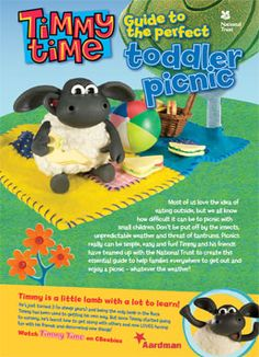 Timmy Time official website
