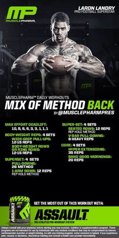 Mix of Method Back