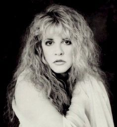 Stevie Nicks!!! Her voice sends shivers down my spine!!! Good shivers. Don't tell my wife I said that!