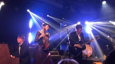 Troye Kinnett on keyboard, Miriam Sturm violin and Andy York on guitar. Violin, Guitar, John Mellencamp, Voice Of America, Feel Good, Keyboard, The Voice, Singing, Dance