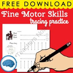 Ready-to-Use Fine Motor Skills and Handwriting Activities