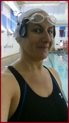 Morning swim, 1/2 mile done!  #swim #loveswimming #getmoving #plantstronghealthandfitnesswithmelanie
