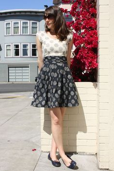 Mata Traders fair trade dress. I really like this one! Classic black and white.