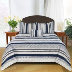 Park B. Smith Napa Quilt and Accessories   found at @JCPenney
