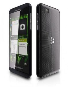 BlackBerry Confirms the Release Date of BlackBerry Z10 in India for around $580