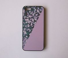 IPHONE 5 FLORAL CASE by BlissfulCase