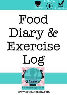 Keep track of your daily exercise routines