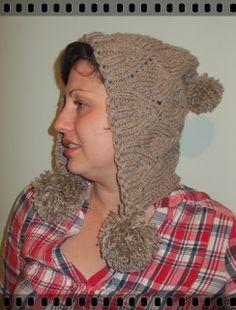 Caciula tricotata (45 LEI la beautiful.day.breslo.ro)