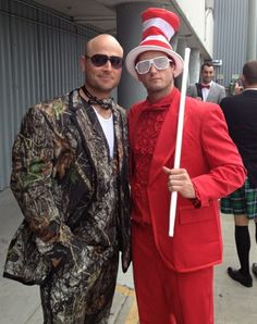 Holliday and Freese