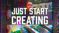 Just get started making videos! It doesn't matter what camera you have. The most important thing is to just start creating! Create with what you have. Camera Mic, Motion Video, Just Start, Motivational Videos, Made Video, Video Editing, Filmmaking, The Creator, Finding Yourself