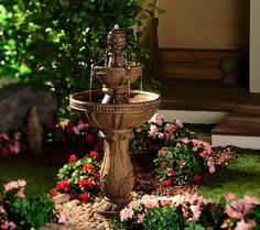 Check out the NEW Bernini Siena Fountain on #QVC!