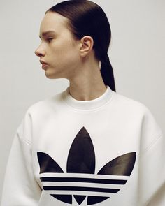 「The new adidas Originals by #HYKE collection mixes clean and understated design with a tailored approach.」