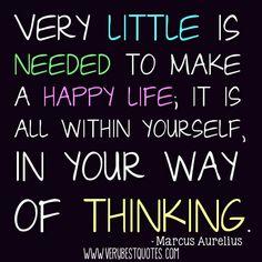 Think Happy...