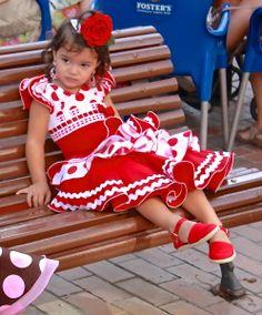 Fiesta style in Nerja