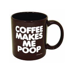 Funny Guy Ceramic Mug - BestProducts.com