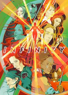 Infinity War - Federica Bonfanti