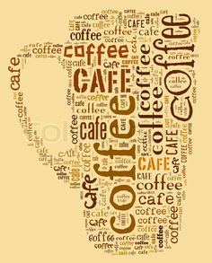 Stock image of 'Poster for decorate cafe or coffee shop'
