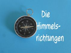 Learn German: Die Himmelsrichtungen