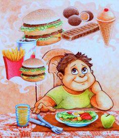 Tips para evitar la obesidad infantil | Figi's