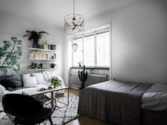 Tiny studio apartment More