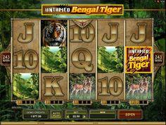 Neu online kostenlos Spielautomaten Spiel Untamed Bengal Tiger - http://freeslots77.com/de/untamed-bengal-tiger/