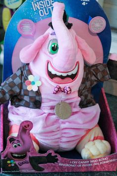 Inside Out 'I Cry Candy' Bing Bong | In the playroom blog #ToyTuesday