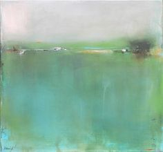 """Saatchi Art Artist Jacquie Gouveia; Painting, """"Each Morning She Calls"""" #art"""