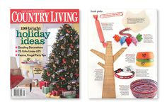Our Mouse collar looks purrrrfect in Country Living Magazine!