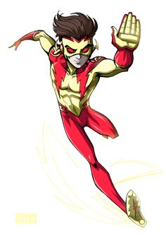 Earth-2 FLASH by LucianoVecchio on deviantART