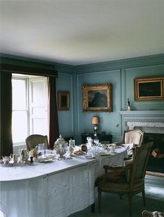 Interior, Cornwall.
