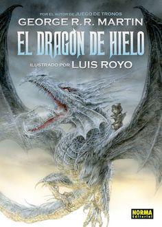 Por fin en castellano la nueva versión de El dragón de hielo , un fenómeno internacional que debutó con éxito en el ranking de ventas de The New York Times  http://normacomicsnuredduna.blogspot.com.es/2015/04/las-novedades-de-norma-editorial-para.html