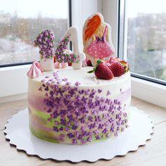 А вот и во всей красе такой весенний тортик#bibizyanovnaтворит #инженервдекрете #азов #тортазов #азовторт #тортростов #ростовторт #тортназаказ