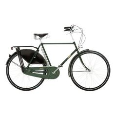 Pashley roadster sovereign green