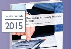 Indicator - Btw: veilige en correcte facturatie in 2015
