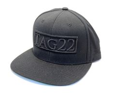 c58686a2de4 Black Tag 22 Snapback! Use promo code PINTEREST to get 10% off your next  order!