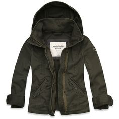 Abercrombie & Fitch Olivia Jacket. Want this so bad but they are sold out! If anything finds this please let me know!