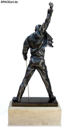 Queen: Freddie Mercury Statue, Statue ... https://spaceart.de/produkte/que001.php