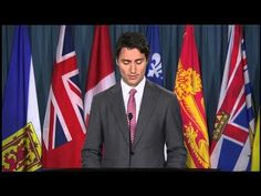 Justin Trudeau urges Canadians to remember themselves in the wake of Ottawa shooting - YouTube