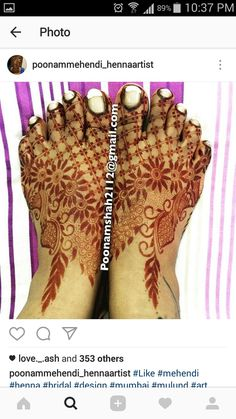 Leg Henna, Foot Henna, Finger Henna, Mehndi Images, Latest Mehndi, Kestrel, Curtain Designs, Henna Patterns, Mehendi