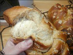 ΠΑΣΧΑΛΙΝΑ ΝΗΣΤΙΣΙΜΑ ΤΣΟΥΡΕΚΑΚΙΑ Vegan Vegetarian, Vegetarian Recipes, Bread, Food, Brot, Essen, Baking, Meals, Breads