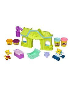 Take a look at this Hasbro Play-Doh Town Baby Nursery Set today!