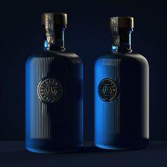 Dearvincent Wine Concept Based on Van Gogh - World Brand Design