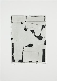 #2 (From Five Aquatints with Drypoint) by Richard Diebenkorn