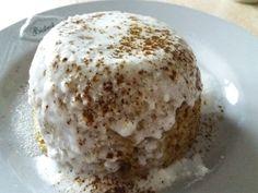 Bowlcake tout vanille Temps de préparation : 5 minutes maxi Temps de cuisson : 3 minutes - voire 3 minutes 30 (temps à...