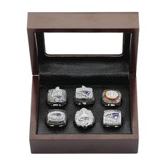 New England Patriots NFL Super Bowl & NFC Championship Ring 6 in One Display Box for Sale Click Bio to Buy #patriotsnation #gopatriots #newenglandpatriots #patriots #patriotsfan #patriotsday #patriotspride #patriotswin #patriotsfootball #patriotsallday #patriotsfans #patriotsforlife #championshipring #superbowl #NFL #football #nflmemes #footballgame #nfldraft #superbowl50 #superbowl51 #nfl2016 #nflfootball