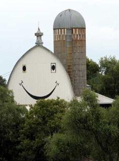Happy, Happy Barn
